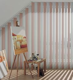 vertical blinds for gable end windows - Google Search