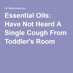 An essential oil testimonial from Karyn, which is entry in our searchable database. Essential Oils Detox, Essential Oils For Cough, Oils For Sinus, Essential Oil Blends, Young Living Oils, Young Living Essential Oils, Toddler Cough, Oil For Cough, Dental Extraction