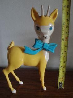 a Babycham deer