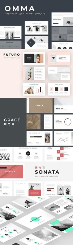 Showcase your latest business strategy with this stylish, colorful and professional set of presentation templates for PowerPoint, Apple Keynote, and Google Slides. This template will help you explain the newest strategy that will take your business to the next level. With easy to use and fully customizable slides, this PowerPoint compatible template will help you create a credible and successful business presentation in no time. Email Templates, Keynote Template, Business Presentation, Presentation Templates, Free Infographic, Successful Business, Colorful, Apple, Stylish