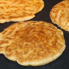 Flatbread - Gluten Free, Grain Free, Dairy Free, Egg Free