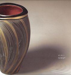 금속공예 작가 천우선 Bowl with cracks by Cheon, u-seon 2007