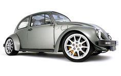 VW Beetle - german look