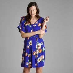 Garden Floral Dress at Laura Ashley