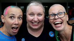 #Hornsby residents join forces for the Leukaemia Foundation's World's Greatest Shave - dailytelegraph.com.au: dailytelegraph.com.au Hornsby…
