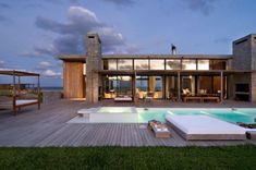 minimalistische Architektur Beleuchtung