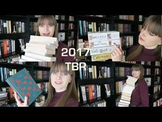 My TBR of 85 Books | 2017 - YouTube