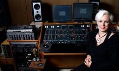Master blaster: the woman making Björk, Aphex Twin and Eno sound so good