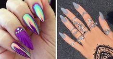 20 Ideas para pintarte las uñas para ir a la escuela Nailart, You Nailed It, Different Styles, Beauty, Reflection, Personality, Ideas, Popular, Isomalt