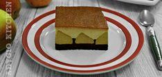 Apple pie and burnt sugar cream recipe - Adygio Kitchen Burnt Sugar, Romanian Food, Cream Recipes, Apple Pie, Caramel, Cheesecake, Sweets, Cookies, Healthy