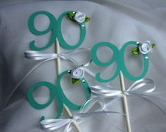 90th Birthday Party Favor Ideas | favorite favorited add to added                                                                                                                                                                                 Más