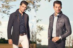 Massimo Dutti February 2013 Men's Lookbook | FashionBeans.com
