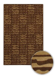 <li>Add a touch of sophistication to any room with a stylish rug</li> <li>Contemporary rug highlights a medley of colors and designs</li> <li>Hand-tufted wool rug adds elegance to your home decor</li>