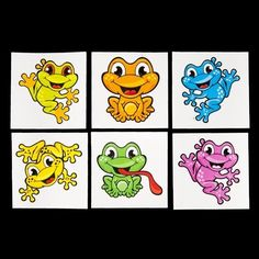 $2.29 for: 72 (6 dz) ~ Frog Tattoos ~ http://www.amazon.com/dp/B00BRJ51JS/ref=cm_sw_r_pi_dp_d9-Drb1K9FAN3