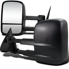 SpecD Tuning RMXF15097PFS Towing Mirror ** Read more at the image link. (It is an affiliate link and I receive commission through sales) Rv Parts, Premium Cars, Car Hacks, Chevrolet Silverado, Chevy, Venetian Mirrors, Ford Trucks, 4x4, Automobile