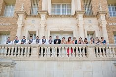 Wedding party photo idea. #wedding #photo #idea Destination wedding in Lubbock, TX by Dallas / Fort Worth Wedding Photographer Monica Salazar Photography.