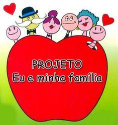 projeto família para educação infantil