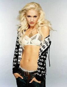 Gwen Stefani. AWESOMELY BEAUTIFUL !!!!!