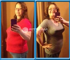 """""""For 24 years after my thyroid surgery I was always tired and couldn't lose weight. I've tried everything. I thank God that FITTEAM FIT came into my life. At almost 51, I am finally getting through the day without feeling exhausted by 4 pm and have lost 19.8 lbs. Thank you!"""" -Diana"""