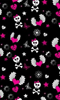 Glitter Iphone 7 Plus Case Product Pink Skull Wallpaper, Emo Wallpaper, Cute Wallpaper For Phone, Print Wallpaper, Galaxy Wallpaper, Cellphone Wallpaper, Wallpaper Backgrounds, Iphone Wallpaper, Cute Backgrounds
