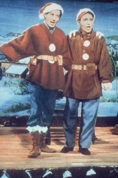 Image detail for -Bing Crosby and Danny Kaye play Army buddies who put on a show with sisters Rosemary Clooney and Vera-Ellen to save a Vermont hotel in this 1954 charmer. Come on, you ...