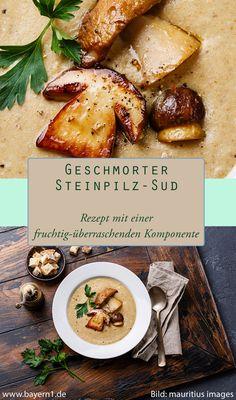 Rehpfeffer mit Morcheln | Rezept | Fleisch, Alpen und Jäger | {Alexander herrmann rezepte & tipps 47}