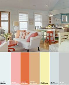 Terracotta Orange Colors and Matching Interior Design Color Schemes ...