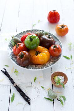 Tomates Mozza selon Alain Passard, par #mylittlefabric