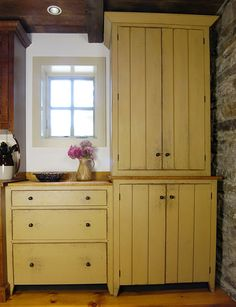 Kitchen Built-in's by David T. Smith.