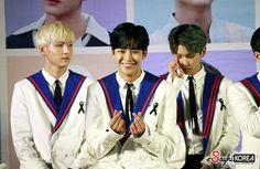 Zuho, Rowoon & Taeyang // SF9