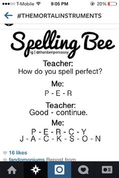 Well, they're not wrong. / Percy Jackson / per sassy / Percy Jackson perfection / Percabeth/ Percy + Annabeth = Perc-fect