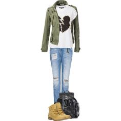 """Untitled #170"" by chareznasheer on Polyvore"