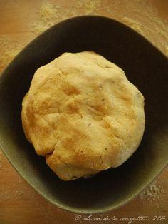 Pâte brisée sans gluten { maïs, quinoa, châtaigne } | Blog de cuisine bio : Le cri de la courgette...