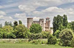 Castillo de Castilnovo o de Galofre - Condado de Castilnovo, provincia de Segovia