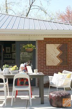 Outdoor Sectionals Decks And Bar On Pinterest