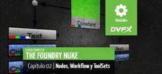 Capítulo 02 del curso completo y gratuito de The Foundry NUKE en DIMENSIONVFX. Tutorial link: http://www.dimensionvfx.com/tutorial-curso-the-foundry-nuke-nodos-workflow-toolsets/
