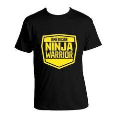 d70d65d6a American Ninja Warrior. Warriors T ShirtAmerican ...