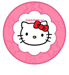 Hello Kitty toppers 3