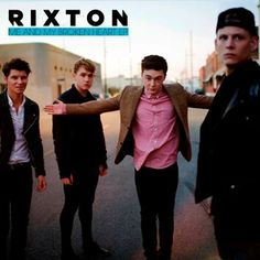 UK pop/rock band RIXTON release lyric video/single 'Me and My Broken Heart' ; Charley, Danny, Jake and Lewis Pop Rock Bands, Cool Bands, Music Is Life, New Music, Jake Roche, Pop Hits, Best Songs, Awesome Songs, Music Bands