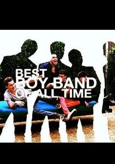 As much as I love my 90s boy bands, I must say I agree.