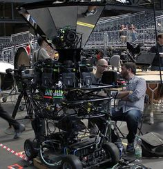 We know you enjoy our Tools of the Trade segment and this time we have a beauty for you!     FascinatE's Omnicam ARRI Alexa M Rig for Interactive, panoramic immersive viewing!