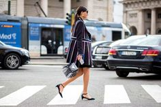 Great Mary Jane low heels in black patent leather (for work) @WhoWhatWear