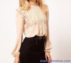 http://www.mavimenekse.com/dantelli-bluz-modelleri.html