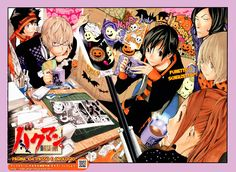 Bakuman Halloween Version