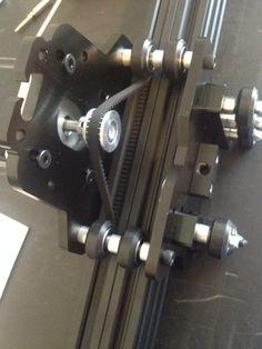 Maker Store — OX CNC and the Everman drive system. First,...