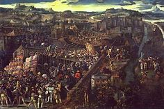 Slag bij pavia 1525