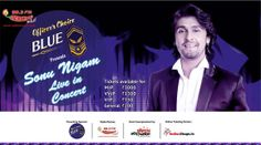 Nagpur	4th Jan 2014 | 6 PM	Bishop Cotton School Ground	 Guwahati	11th Jan 2014 | 6 PM	Sarusajai Stadium	 Kolkata	12th Jan 2014 | 6 PM	Nicco Park Plaza 3  http://indianstage.in/events/sonu-nigam-concert/sonu-nigam-show-tickets.html
