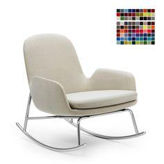 The Rocking Armchair Era Rocking Chair By Normann Copenhagen #rockingchair