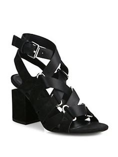 Alexander Wang - Rachel Leather Sandals