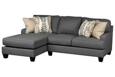 Chamberly 2 Piece Sectional W/Laf Chaise - Signature